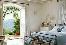 French Bedroom / French Bedroom interiors and designs
