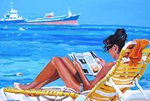 Summer's comin'! / by Jayne Matthews
