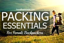 Backpacking adventure ideas