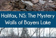Places to go in Halifax, Nova Scotia