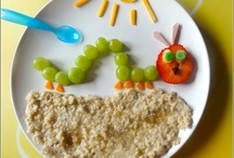 Food For The Kiddos / by Virginia Munoz