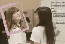 Interview / Editorial Project - Interviews with HND  design students on their work placements | NC Graphic Design