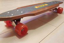 skateboard slalom old school Pacer