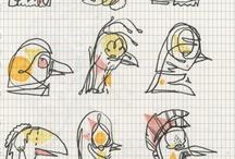 Artists - illustrations