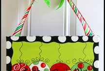 Christmas Decorating ideas / by Sheila Burgess