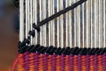 Weaving & Spinning & Stitching
