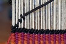 Weaving & Spinning & Stitching