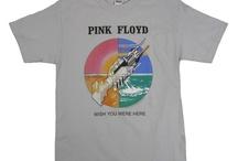 Tees: Pink Floyd