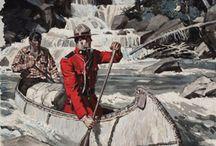 Mounties / by Tweed Museum of Art
