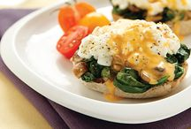 Egg Recipes / Eggs are great breakfast, lunch or dinner. Here are our favorite egg recipes.