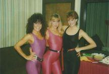 Sexy 80s Girls