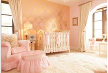 Nursery & Boys/Girls Room / by Dima Kc