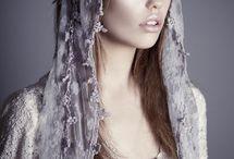 Hair, Headresses, Veils