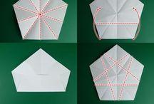 Origami - papirbretting