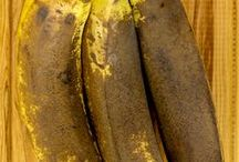 braune Bananen sinnvoll verwerten