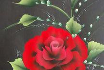 red roses / by deborah elliott