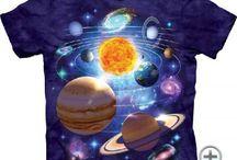 Űrkutatás, rapülés The Mountain pólók