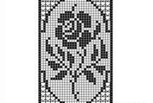 Филейное вязание 2