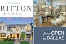 Britton Homes: A Perry Homes Company / Britton Homes embodies character and quality in every detail. Distinctive architecture, crafted designs, energy efficiency, innovative technology, and personalized features are the building blocks of each Britton Home experience. Our homes exude versatility. We offer designs to fit every lifestyle in the most desirable communities in the Dallas Metro area.