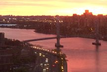 Photography / Sunrise over The East River NYC