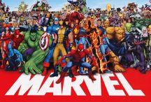 Marvel Comics & DC