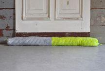 Textilien fürs Heim...