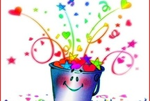 Fill A Bucket!! / ~ Love the concept of bucket filling or dipping! ~ / by Carole McIntire