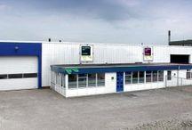 Werkplaats Flowing Art / Onze werkplaats in Hoogerheide