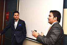 Seminar By Mr. Deepak Madan / Role of Marketing & Branding in Event Management
