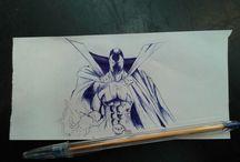 dibujos rápidos