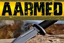 Survival Knifes / Is there such a thing as the perfect survival knife? Probably not. But, here are some blades are damn close.