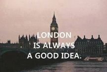 Travel, life, goal, is everything / England and scotland, island :)