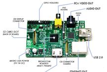 Raspberry Pi Pins