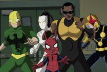ultimete spiderman