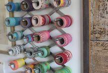 Crafting Storage Ideas