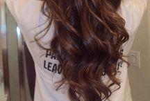 Hair color / by Sarah Tiffany