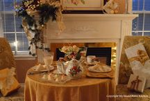 Afternoon Tea - My Island Bistro Kitchen / A collection of Afternoon Tea events
