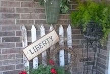Picket fence ideas