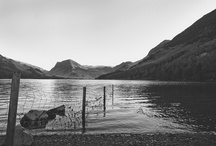 Winter Engagement - Lake District / Engagement portraits taken on a very cold weekend in The Lake District by York Wedding Photographer Andy Gaines
