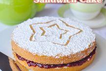 Cakes / Recipes and cake designs