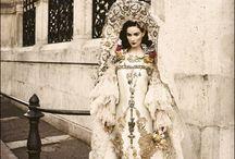 Esprit slave / ma vision de l'esprit slave, l'architecture, la mode, la décoration intérieure
