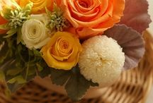 【春・小さなお花の教室】プリザ・アート / Flower noteが主宰する「小さなお花の教室」生徒さんの作品集です。プリザーブドやアートフラワーを使った春のギャラリーです。