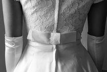 My Grandma's wedding dress