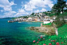 DAY TRIPS - FALMOUTH, SOUTH WEST CORNWALL / Falmouth & surrounds including Budock Water.  About 80 miles (1 hr 50 mins drive) from us.