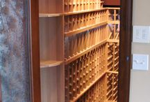 Jacobsbaai wine celler / Wine celler