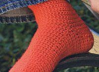 Crochet- Socks