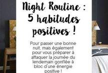Night-routine