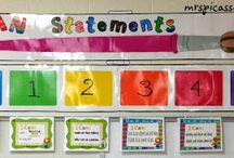 Elementary Art Room / by Nicole Schuitema