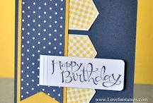 Stampin Up - Six Sided Sampler / by Becca Matlock
