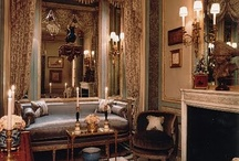 French Neoclassic Interiors / by Christine Hyder